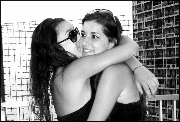 Adriana et Sofia.