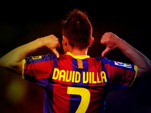 ♪ ♥ ♪ M.Pokora &éi David Villa ♪ ♥ ♪