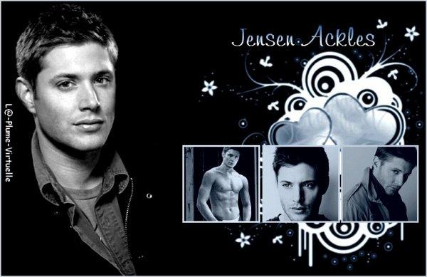 Jensen Ross Ackles ^^