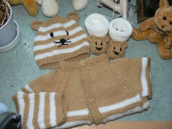 Petit tricot rigolo