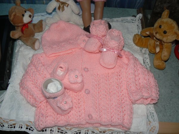 bebe fille 0 a 3mois