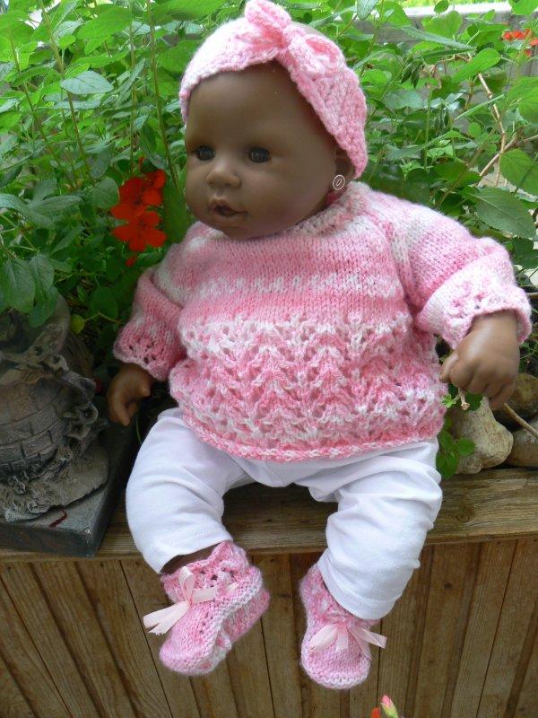 Les habits de poupées, et poupons