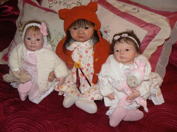 malee et ses petites  soeurs