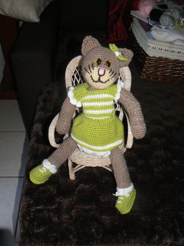 petite chattounette