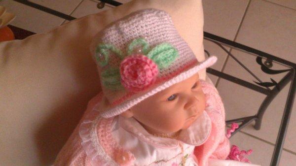 mon premier petit chapeau