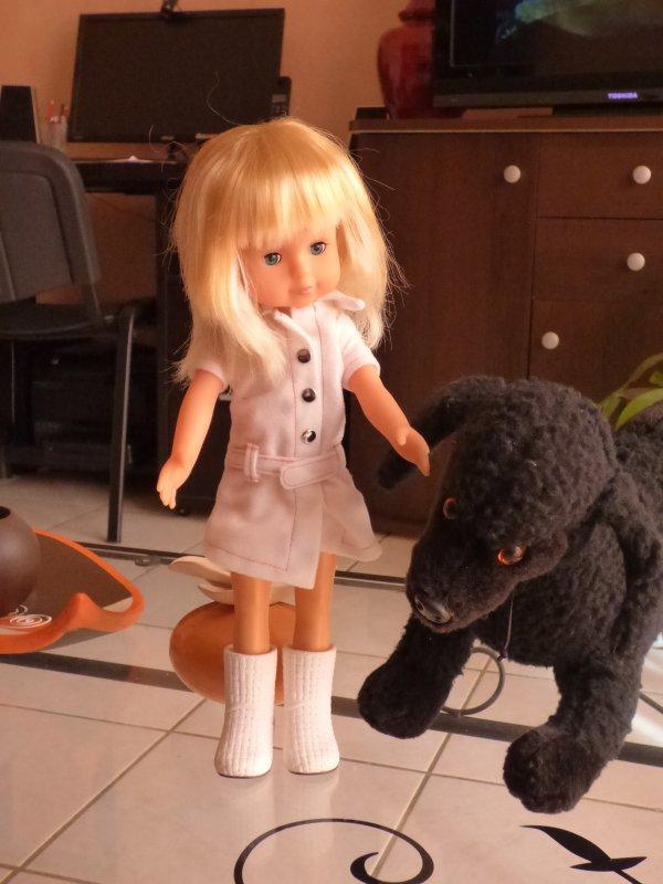 poupée trouvé chez emmaus(bayer)