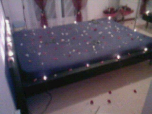 ma chambre pour la st valantin