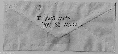 La lettre de Louis.