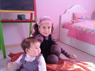 Mes 2 princesses