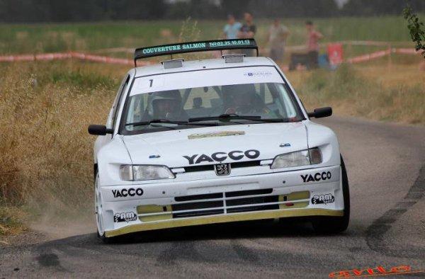 # Rallye Du Pays d'Auge 2012 #