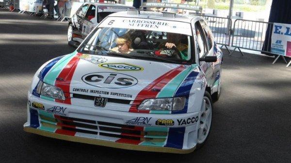 # Rallye du Pays d'Auge #