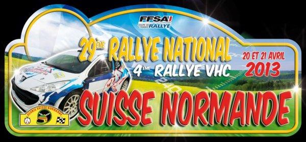 # Rallye de la Suisse Normande #