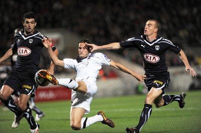 ____ Bordeaux / Valenciennes  12e Journée ; Résumé.   ____