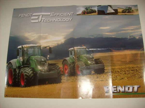 collection de poster fendt