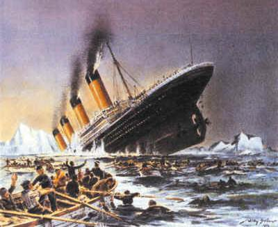 Coïncidences du titanic