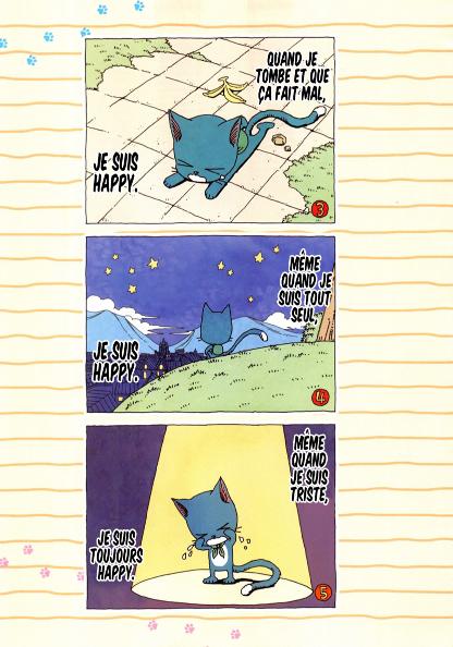Petite BD de Happy ~Pour passé le temps~