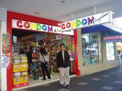Condom kingdom