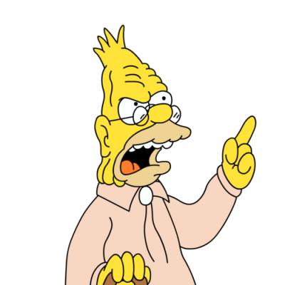 Marge Simpson sesso lesbico
