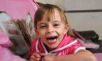 Bethany Jordan: la bimba con gli organi mischiati