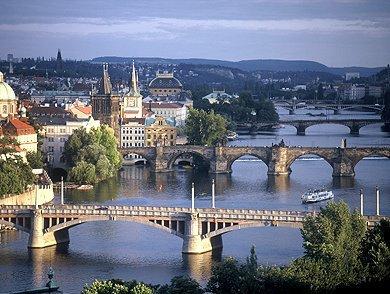La storia di Praga attraverso i secoli