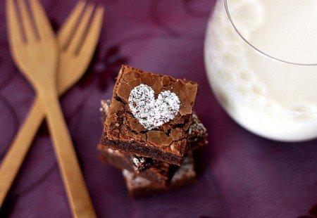 Ricetta brownies al cioccolato