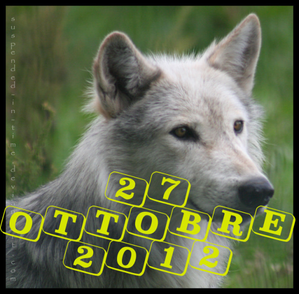27 Ottobre 2012