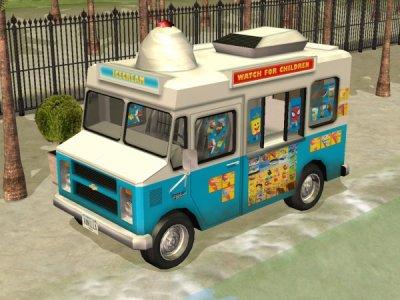 camion de glace blog sims. Black Bedroom Furniture Sets. Home Design Ideas