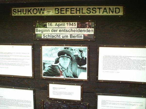 NACHTRAG 13: Reservisten besuchen Seelower Höhen und Berlin