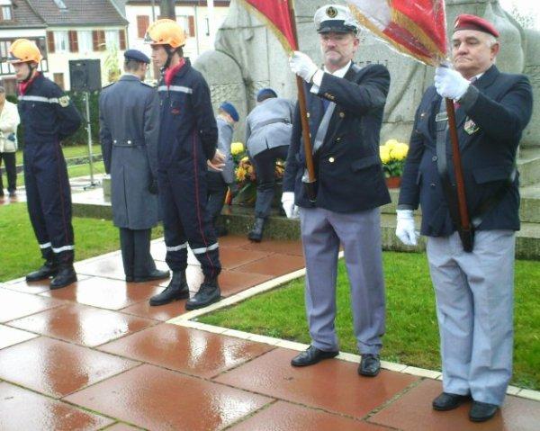 NACHTRAG 21: RK Bad Dürkheim nimmt in Frankreich (Elsaß) an der Gedenkfeier anläßlich des Waffenstillstands des 1. Weltkriegs teil!