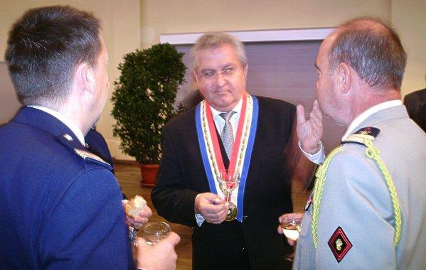 NACHTRAG 22: Die RK Bad Dürkheim zum Gedenktag des Waffenstillstands in Haguenau (11. November 2007)