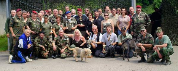 NACHTRAG 32: Militärischer Wettkampf der UNP Sarreguemines 2008