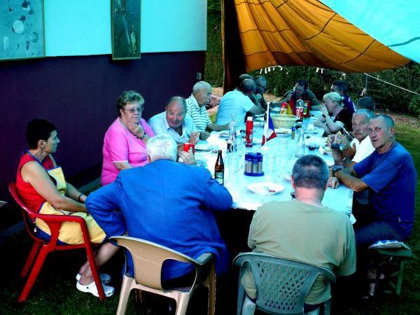 NACHTRAG 33: Biwak / bivuac 07/2008 chez Peter à Reipertswiller