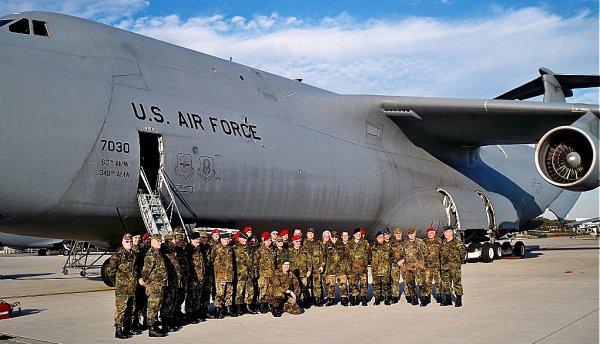 NACHTRAG 42: 15. Oktober 2009 - Besuch der Air Base Ramstein