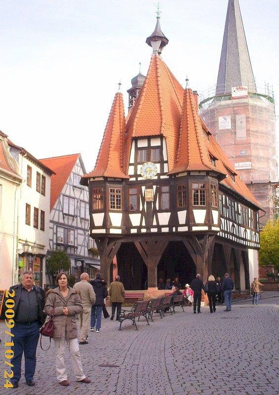 NACHTRAG 43: 24. Oktober 2009 - Familienausflug mit der Fallschirmjägerkameradschaft Fritz Walter - Zweibrücken
