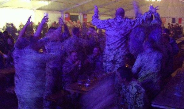 NACHTRAG 58: 08. September 2011 Feier anlässlich der Rückkehr des FschJgBtl263 aus Afghanistan in Zweibrücken.