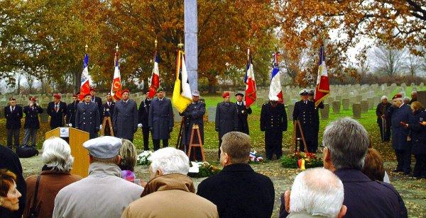 NACHTRAG 59: 13. November 2011 Volkstrauertag - Gendenkfeier am Soldatenfriedhof Niederbronn-les-Bain / Jour du Souvenir - au cimetière militaire Allemande de Niederbronn-les-Bains / Memorial Day - at the German military cemetery Niederbronn-les-Bain