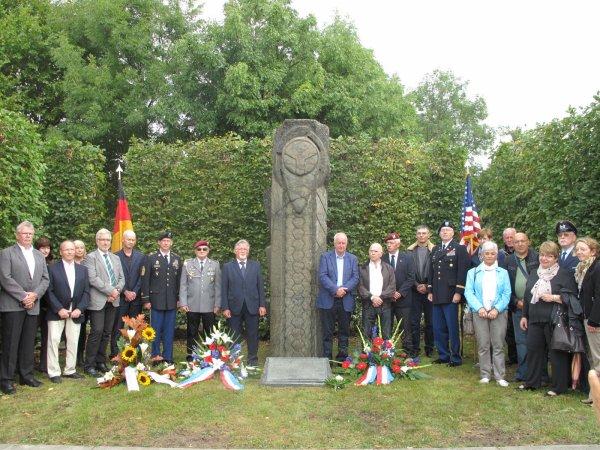 """Nachtrag """"0c"""" - 11. September 2014: 32. Gedenkfeier anlässlich des Hubschrauberabsturzes am 11. September 1982"""
