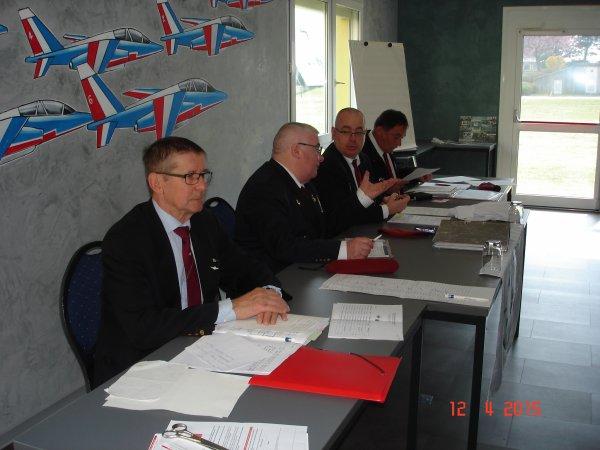 12/04/15 / Haguenau // Jahreshauptversammlung / AGM / AG / UNP671