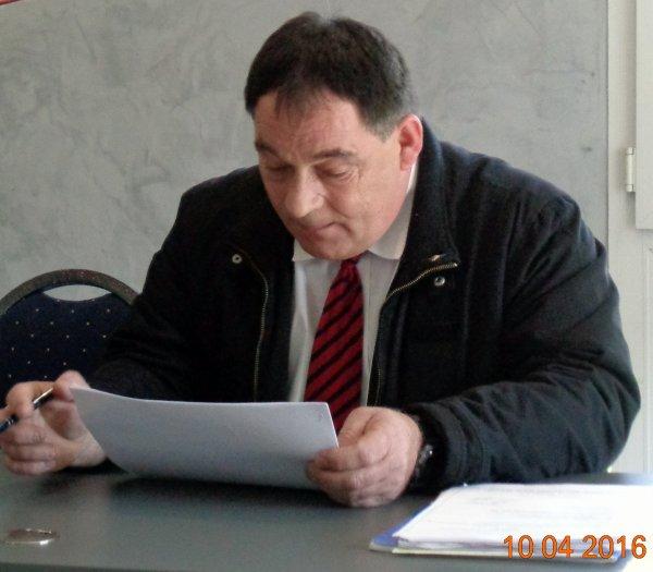 10/04/16 / Haguenau // Jahreshauptversammlung / AGM / AG / UNP671