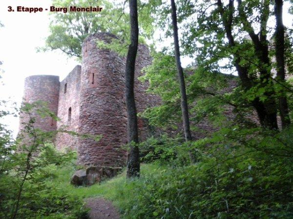 28/05/16 / Saarschleife //  randonnée - Wanderung - walking tour