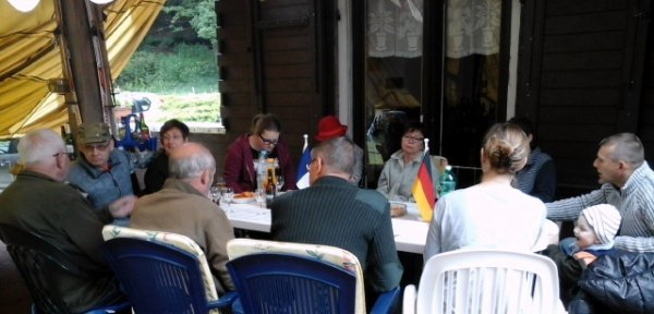 19/06/2016 / Chalet pres - Nähe - close to - Goetzenbruck // Journée des Familles - Familientag - Family day / UNP Haguenau
