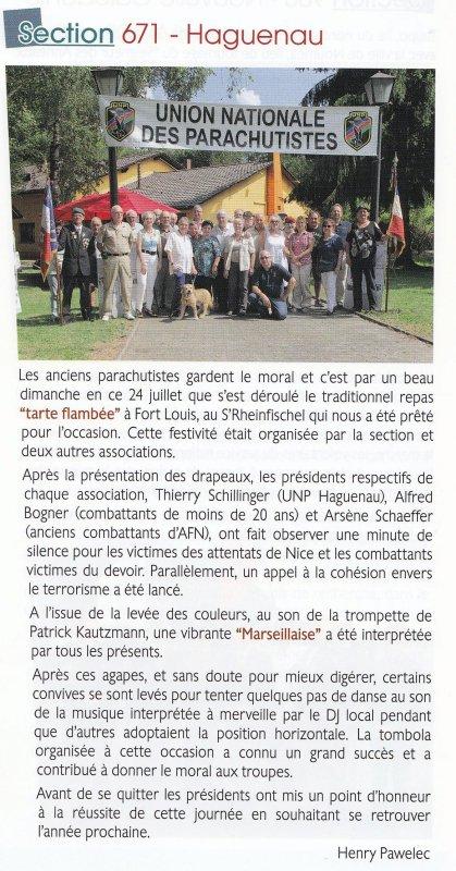 24/07/16 // Haguenau - Saint-Louis (Rhinfischel) // Flammkuchen / Tarte flambé / UNP671