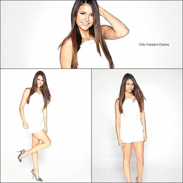 (Re)Découvrez le magnifique photoshoot de Nina pour le magazine Sevetheen.