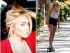 Miley pendant ces dernière vacances