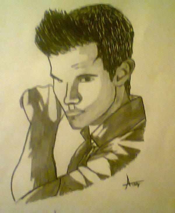 Portrait de Taylor Lautner