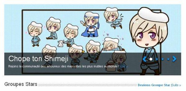 Les shimeji - Les essayer, c'est les adopter.