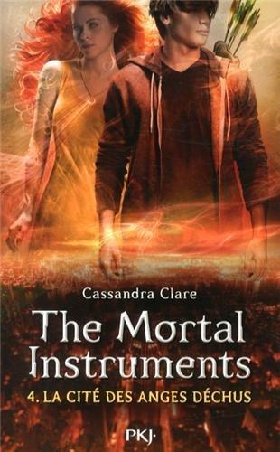 The Mortal Instrument, La cité des anges déchus - Cassandra Clare -