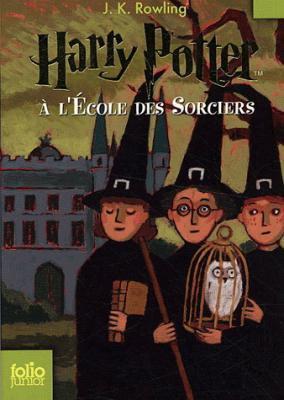Harry Potter à l'école des sorciers - J.K Rowling -