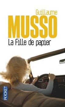 La fille de papier - Guillaume Musso -