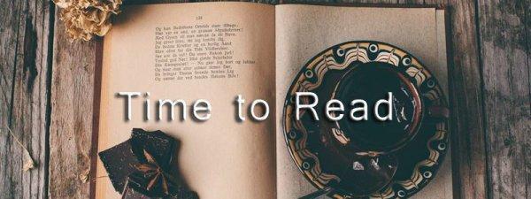"""Marathon """"Time to Read"""" #4"""